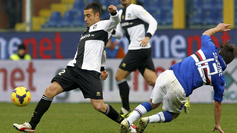 Sampdoria Vs Parma