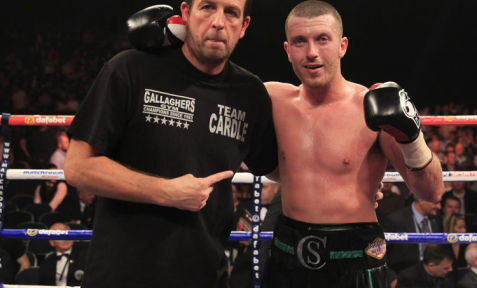 Scott Cardle Vs Craig Evans