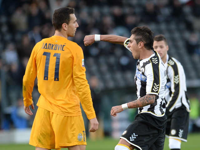 Verona Vs Udinese