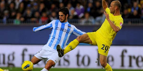 Villarreal Vs Malaga