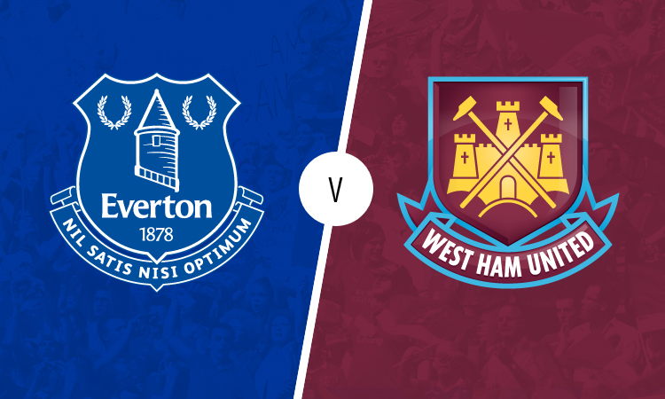 West Ham United Vs Everton: Match details - TSM PLUG
