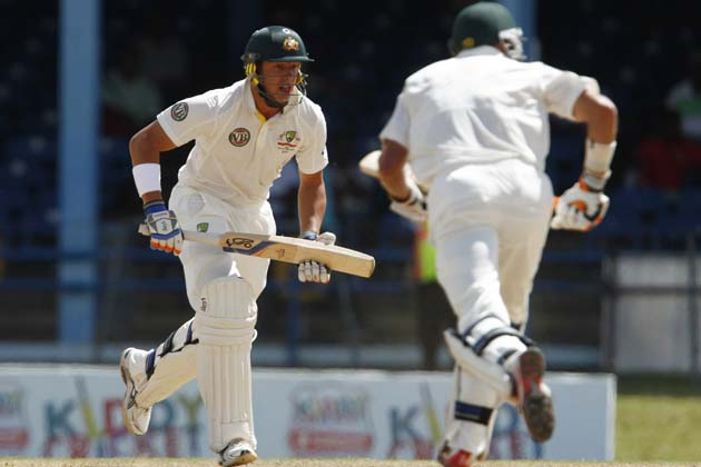 West Indies Vs Australia 1st Test live streaming, score 2015