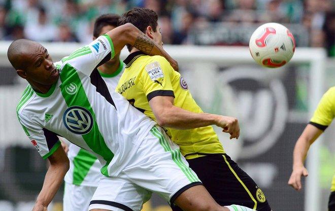 Wolfsburg Vs Borussia Dortmund