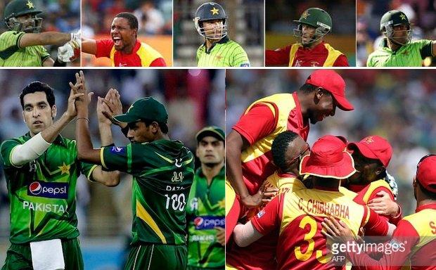 Zimbabwe tour to Pakistan Schedule