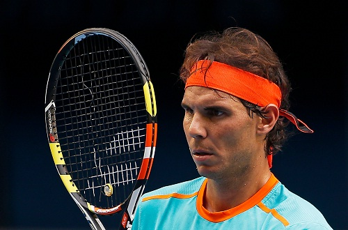 Rafael Nadal Makes Racquet Switch, Again! - TSM PLUG