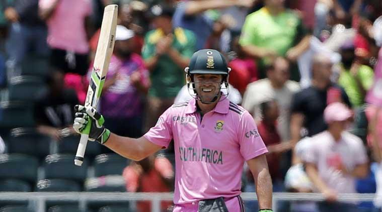 AB DE Villiers fastest century