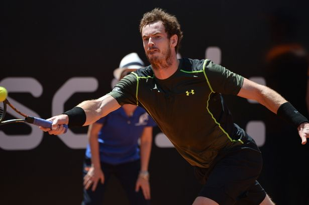 Andy Murray Vs Jeremy Chardy