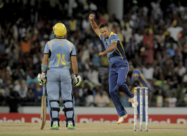 Barbados Tridents VS St Lucia Zouks