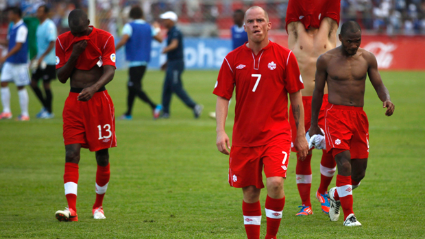 Canada Team Squad soccer Gold cup