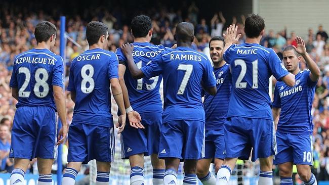 Chelsea Vs Sydney FC