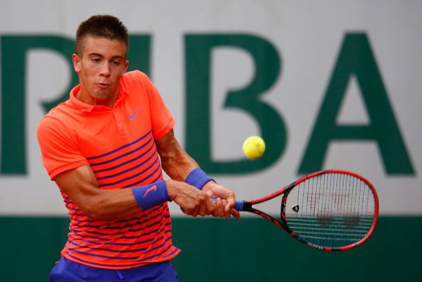 Donald Young Vs Borna Coric
