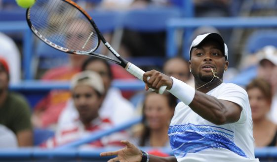 Donald Young Vs Marcos Baghdatis