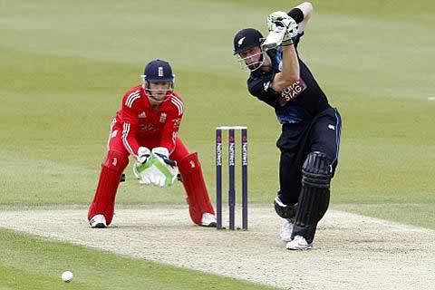 England Vs New Zealand cricket