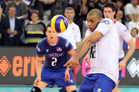 France Vs Japan Volleyball
