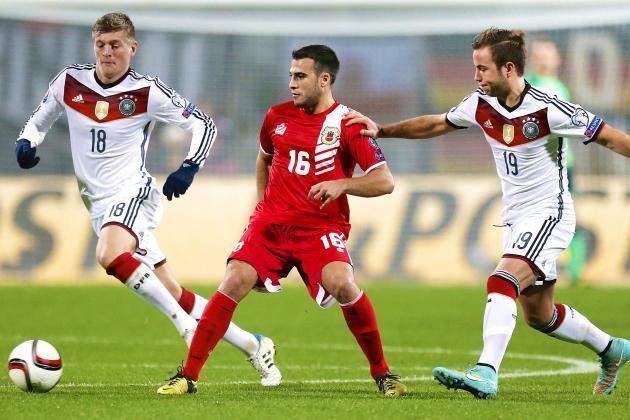 Gibraltar Vs Germany