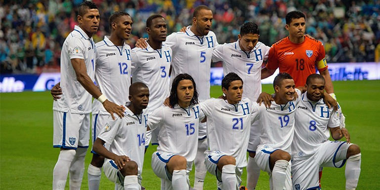 Honduras team squad world cup