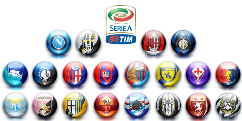 Image gallery italian serie a - Italy serie a table and results ...