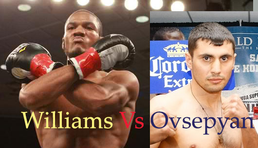 Julian Williams Vs Arman Ovsepyan