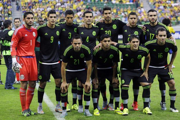 Mexico Team squad 2015