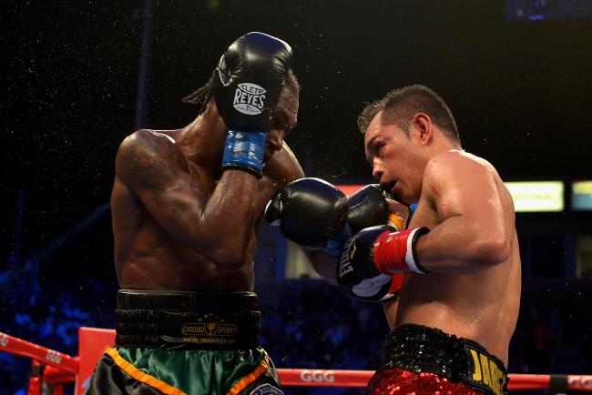Nicholas Walters Vs Miguel Marriaga