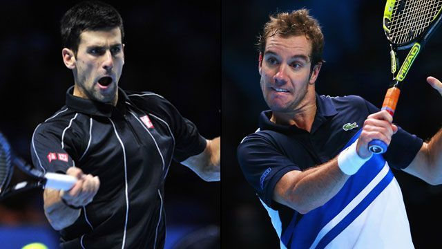 Novak Djokovic Vs Richard Gasquet