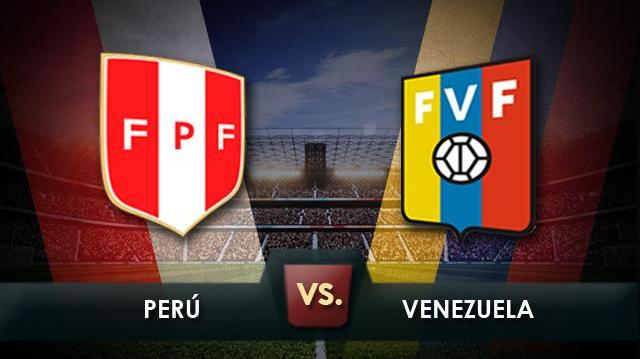 Peru Vs Venezuela