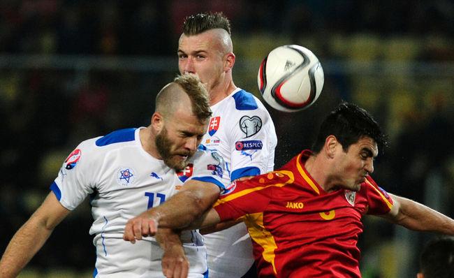 Slovakia vs Macedonia