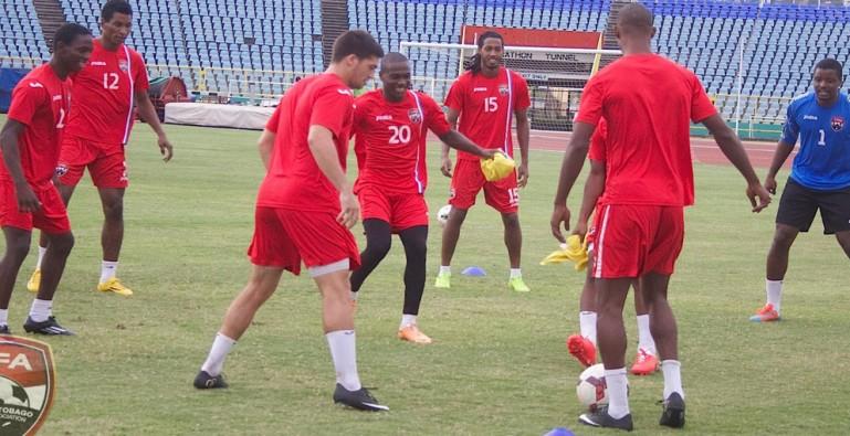 Trinidad & Tobago Team Squad