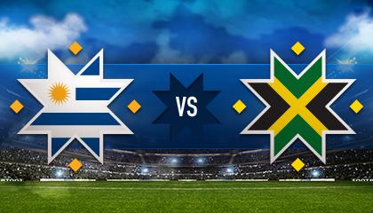 Uruguay Vs Jamaica