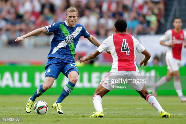 Ajax Vs Wolfsburg (Friendly)