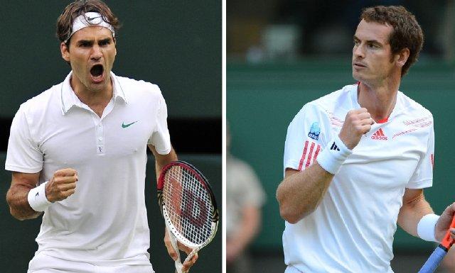 Andy Murray Vs Roger Federer