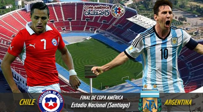 Image Result For Chile Argentina Bein La Liga Final Highlights