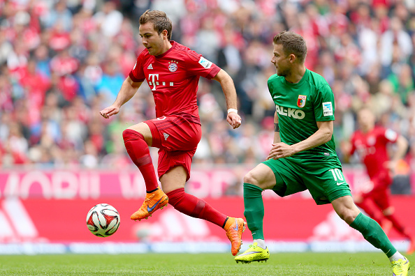 Image result for augsburg vs bayern munich