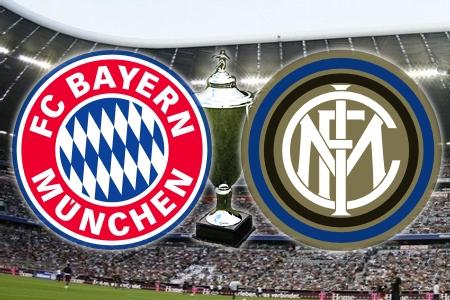 Bayern Munich Vs Inter Milan
