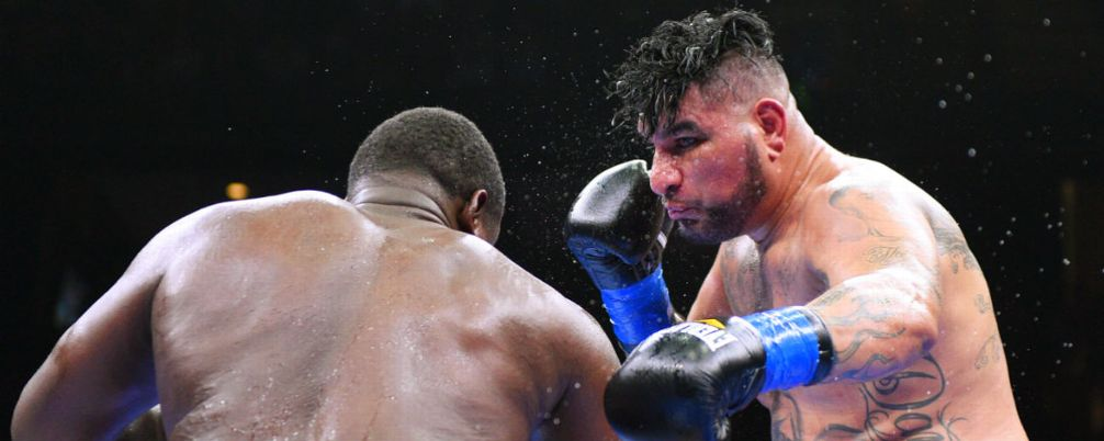 Chris Arreola vs. Fred Kassi