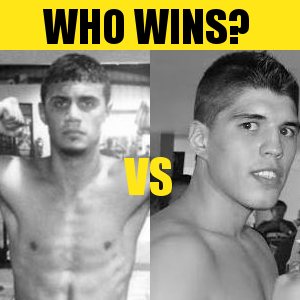 Daniel Rosario Cruz Vs Aaron Garcia