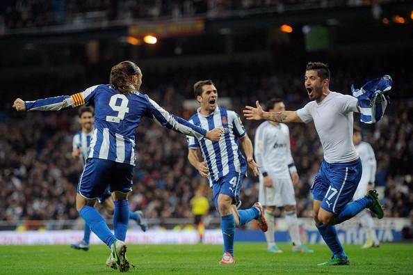 Espanyol goal