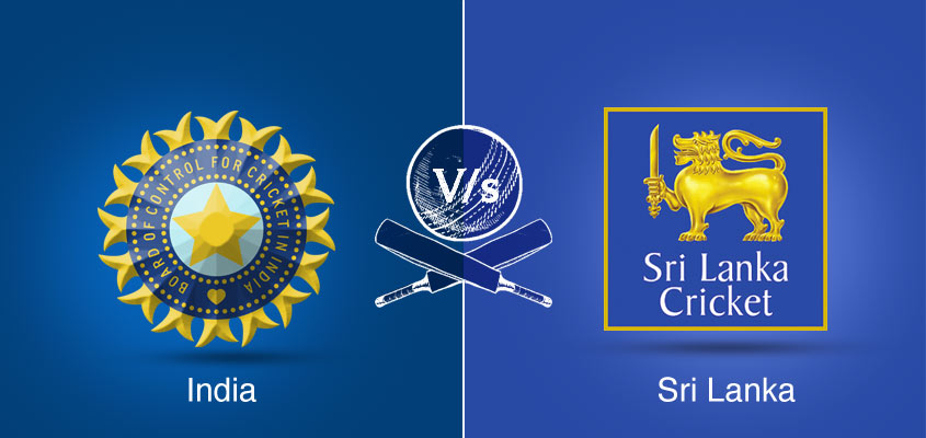 India Vs Sri Lanka schedule