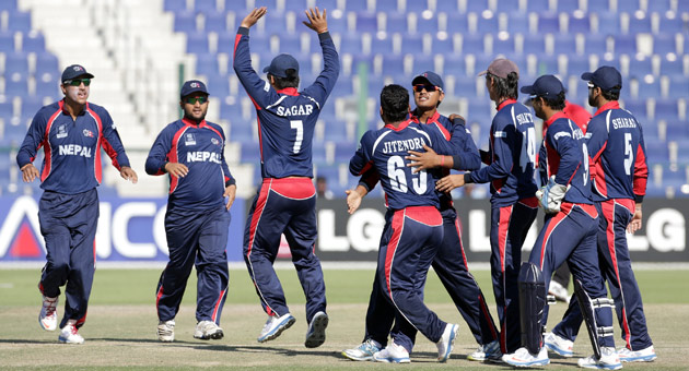 Ireland Vs Nepal cricket