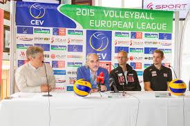 Israel Vs Denmark Volleyball EUro League