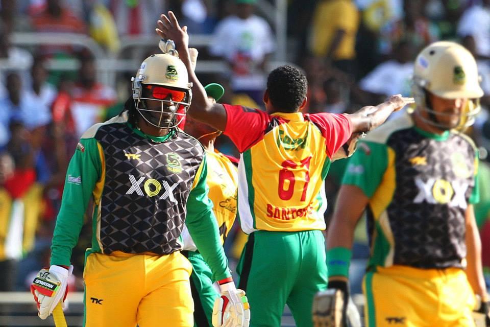 Jamaica Tallawahs Vs Guyana Amazon Warriors