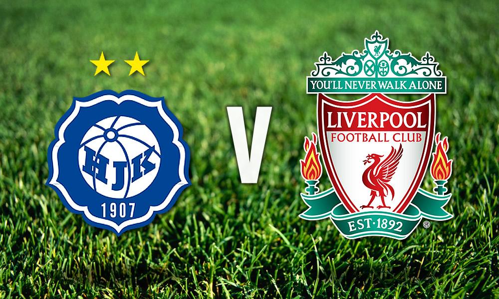 Liverpool Vs HJK Helsinki