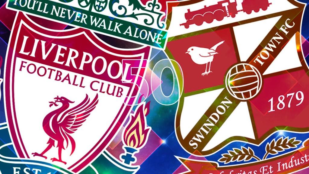Liverpool Vs Swindon