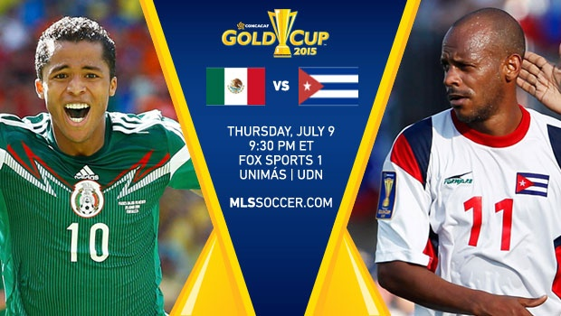 Mexico Vs Cuba (CONCACAF Gold cup 2015): Match preview ...