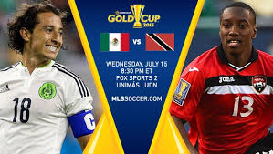 Mexico vs Trinidad and Tobago