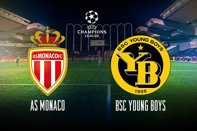 Monaco Vs Young Boys