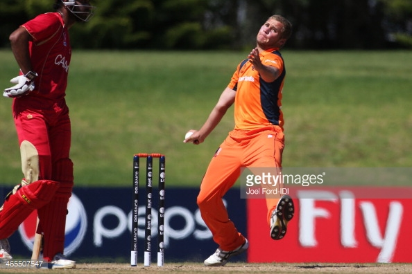 Netherlands Vs Canada cricket