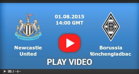 Newcastle United VS Borussia Monchengladbach
