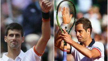 Novak Djokovic Vs Richard Gasquet