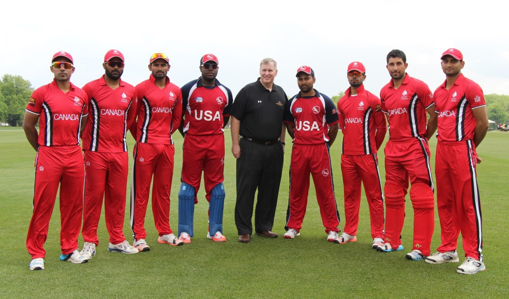 Oman Vs Canada cricket